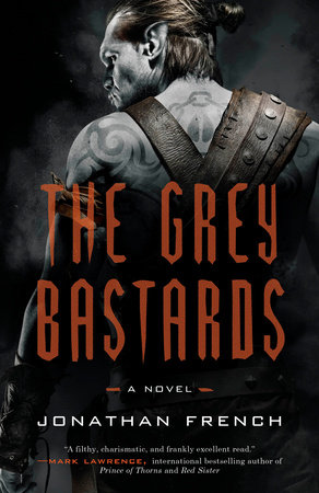 Cover image for The Grey Bastards