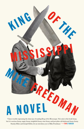 King of the Mississippi book cover