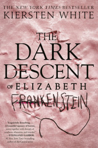Cover of The Dark Descent of Elizabeth Frankenstein