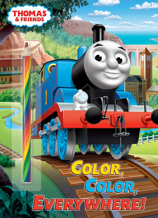 Color, Color, Everywhere! (Thomas & Friends)