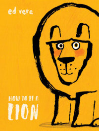 Cover of How to Be a Lion cover