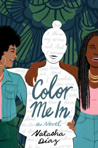 Cover of Color Me In cover