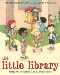Book cover for The Little Library