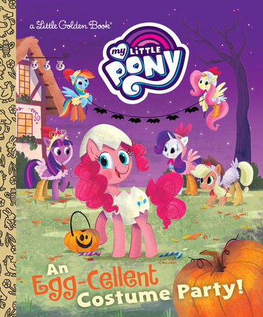 An Egg-Cellent Costume Party! (My Little Pony)