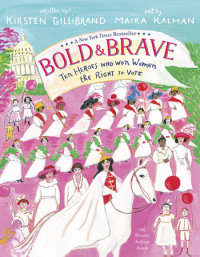 Cover of Bold & Brave cover