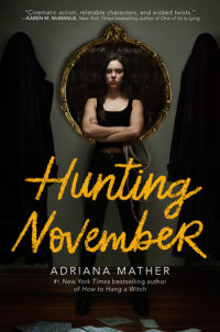 Cover of Hunting November cover
