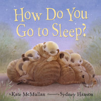 Book cover for How Do You Go to Sleep?