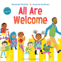 Cover of All Are Welcome cover