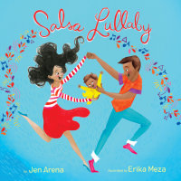 Cover of Salsa Lullaby cover