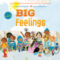 Book cover for Big Feelings