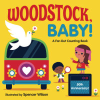 Cover of Woodstock, Baby! cover