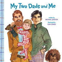 Cover of My Two Dads and Me cover
