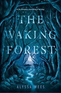 Cover of The Waking Forest cover