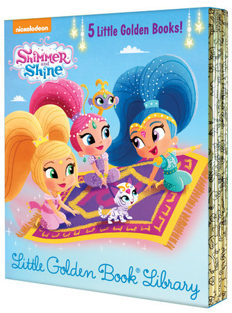 Shimmer and Shine Little Golden Book Library (Shimmer and Shine)