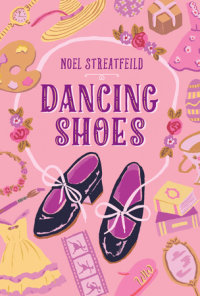 Cover of Dancing Shoes cover