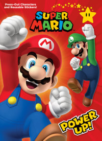 Cover of Power Up! (Nintendo) cover