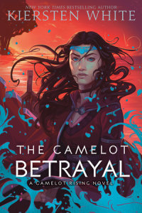Book cover for The Camelot Betrayal