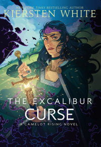 Cover of The Excalibur Curse cover