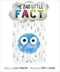 Book cover for The Sad Little Fact