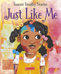 Cover of Just Like Me cover