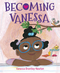 Cover of Becoming Vanessa