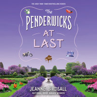 Cover of The Penderwicks at Last cover