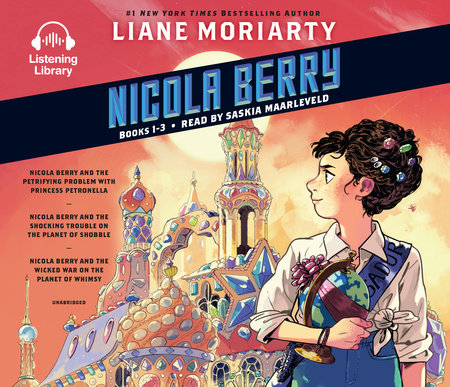 Nicola Berry, Books 1-3