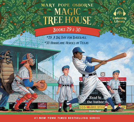 Magic Tree House: Books 29 & 30