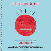 Cover of The Perfect Secret cover