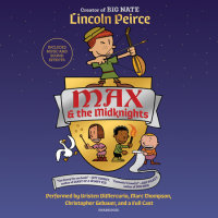 Cover of Max and the Midknights cover