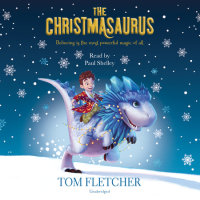 Cover of The Christmasaurus cover
