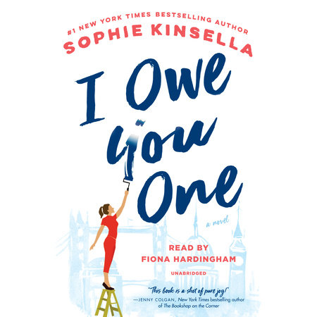 I Owe You One book cover