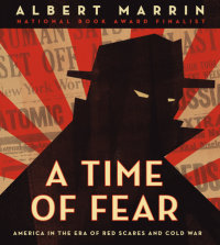 Cover of A Time of Fear cover