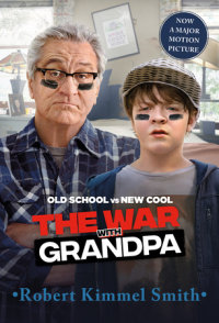 Cover of The War with Grandpa Movie Tie-in Edition