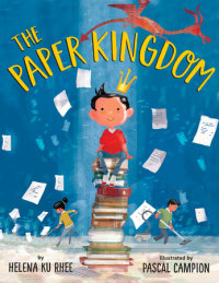 Cover of The Paper Kingdom cover