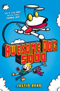 Cover of Awesome Dog 5000 (Book 1) cover