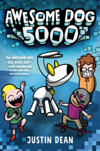 Book cover for Awesome Dog 5000 (Book 1)