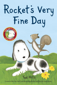 Cover of Rocket\'s Very Fine Day cover