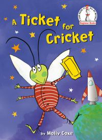 Book cover for A Ticket for Cricket