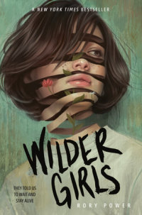 Cover of Wilder Girls cover