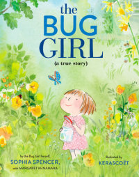 Book cover for The Bug Girl