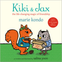 Book cover for Kiki & Jax
