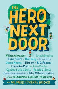 Cover of The Hero Next Door cover