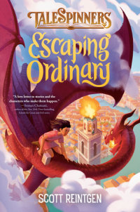 Cover of Escaping Ordinary cover