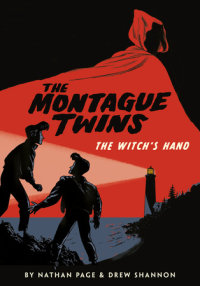 Cover of The Montague Twins: The Witch\'s Hand
