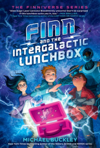 Cover of Finn and the Intergalactic Lunchbox cover
