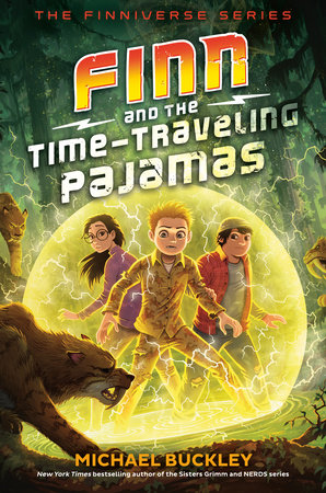 Finn and the Time-Traveling Pajamas