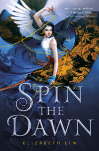 Cover of Spin the Dawn cover