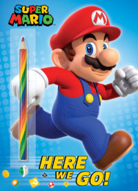Book cover for Here We Go! (Nintendo)