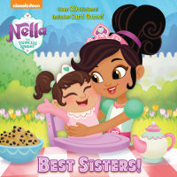 Book cover for Best Sisters! (Nella the Princess Knight)